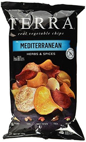 Terra Mediterranean EU, 6er Pack (6x110g) - Chips Terra Blue