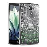 kwmobile Crystal Case Hülle für LG G Flex 2 mit Indische