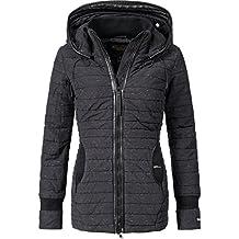 Khujo Damen Jacke Winterjacke Steppjacke Retro-Midd 4 Farben XS-XXL