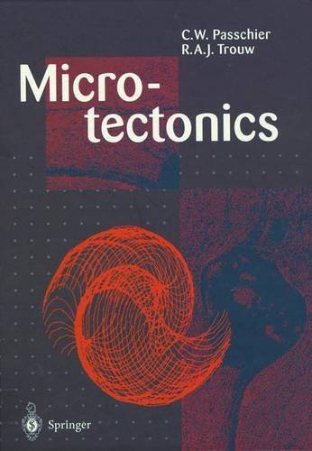 Microtectonics by C.W. Passchier (1995-12-11)