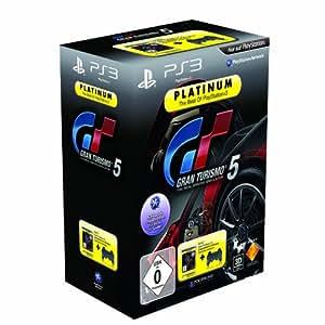Gran Turismo 5 + Wireless Dual Shock Controller Black