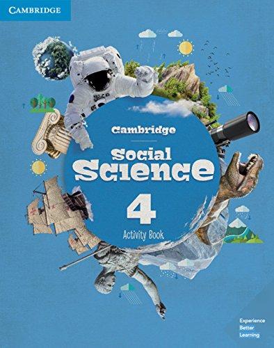 Cambridge Social Science Level 4 Activity Book (Social Science Primary)