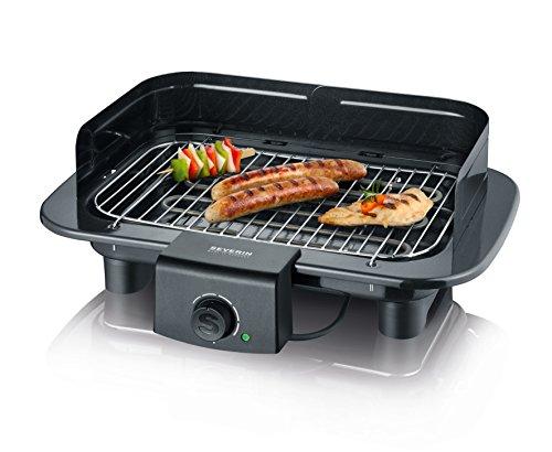 Bester Severin Elektrogrill : ▷ severin elektrogrill xxl barbecue grill tischgrill oktober