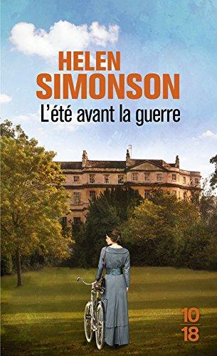 L'été avant la guerre par Helen SIMONSON