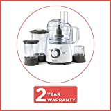Black + Decker 400 Watts Food Processor,Multicolor