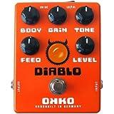 Okko Diablo - Pedal overdrive