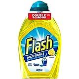 Flash Liquid Gel Nettoyant Citron 400ml
