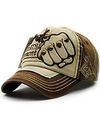 SLH Gorras Hombre Sombreros de béisbol para Hombres Sombrero de Verano Sombrilla Protector Solar Sombrero para el Sol Gorras para Amantes Ropa