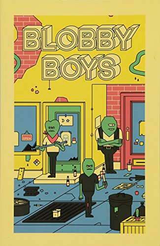Blobby Boys 2 por Alex Schubert