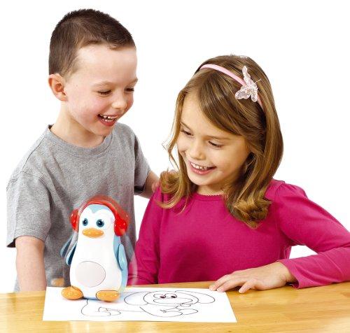 Imagen principal de Crayola Doodle pingüino