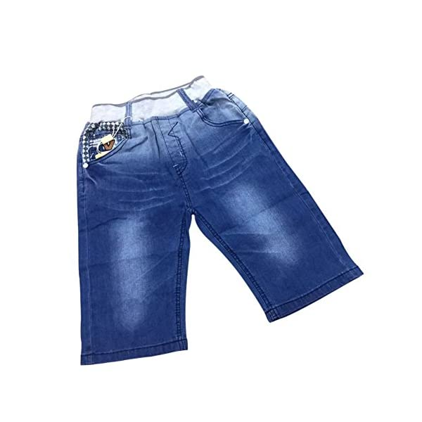 schönes Design Laufschuhe Ausverkauf Zier Kinder Jungen Jeans mit Gummizug (145) – lust-auf ...