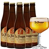 La Trappe Tripel Trappistenbier aus Niederlande (6 x 0,33l Flaschen) Alc 8% Vol (12)