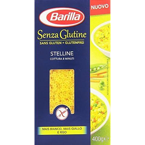 Barilla Stelline senza Glutine - 400 gr