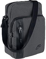 Nike Core Small Items 3.0 Riñonera, Hombre, Gris (Dark Grey / Black / Black), Talla Única
