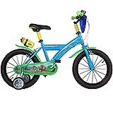 16 Zoll Disney Arlo & Spot Kinderfahrrad Dinosaurier Fahrrad Stützräder ab ca 4 Jahre