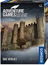 Adventure Games - Das Verlies: 1 - 4 Spieler