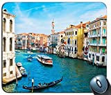 - Gemeinsame Gaming Mouse Pad, Venedig Italien - Modus Maßgeschneiderte rechteckige Anti - Rutsch - Mousepad Gaming Mouse Pad