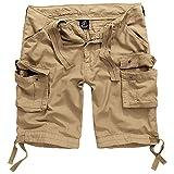 Brandit Herren Urban Legend Shorts, Color:beige;Größe:XXL