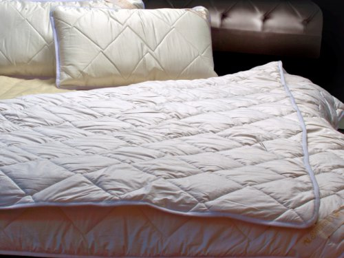 Merino Wool Duvet / Quilt , King size DUVET 220 x 230cm , 250gsm SUMMER TOG. NATURAL PRODUCT. SUMMER DUVET. KING SIZE BEDDING