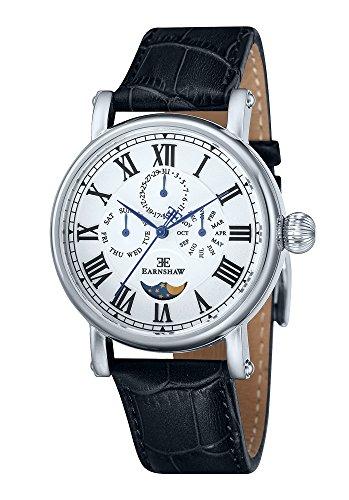 Thomas Earnshaw Maskelyne - Reloj para hombre, color negro