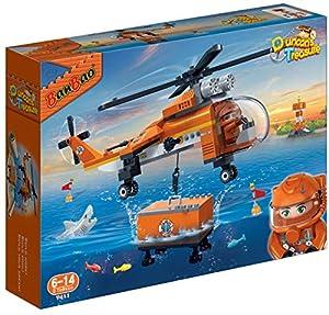 BanBao 7411 - Helicóptero de Carga íntima