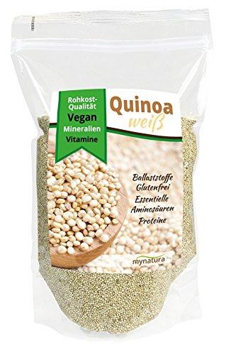 Mynatura Quinoa Samen in Premium-Qualität 1000g Beutel