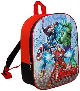 Sambro AVE4-8114-4 - Mochila Infantil, diseño de Marvels Avengers