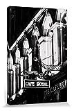 1art1 110273 Schottland - Cafe Royal S/W Poster