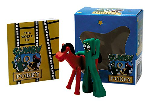 The Gumby and Pokey Kit (Miniature Editions) (Und Pokey Gumby)