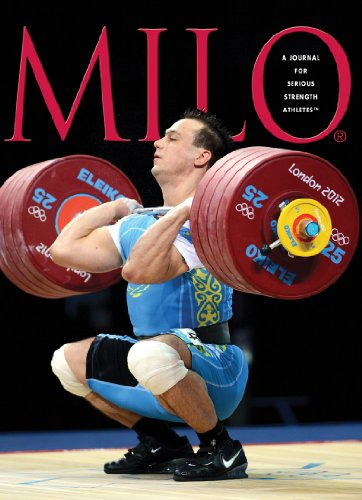 milo-a-journal-for-serious-strength-athletes-vol-20-no-3-english-edition