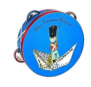 Hans Christian Andersen Pandereta El soldadito de Plomo Barbo Toys 6155