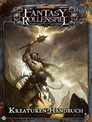 Warhammer Fantasy Rollenspiel: Kreaturen-Handbuch
