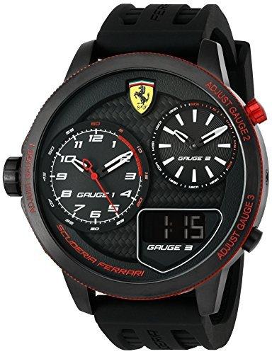 ferrari-orologio-da-uomo-casual-xx-kers-quarzo-in-acciaio-inox-e-silicone-colore-nero-modello-083031