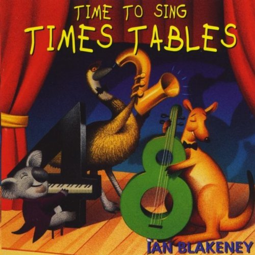 Time to Sing Times Tables