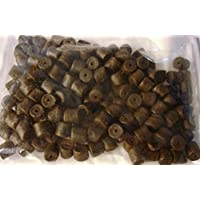 Conx2 Mussel & Garlic Extreme Pellets - Pre Drilled Hook Pellets 8mm - Size Pack - 75g Exclusive Product