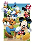 Empire Merchandising 603470 Mickey Mouse - Classic Animation Disney 3D Poster Lentinticular 47 x 67 cm