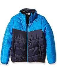 PUMA chicos' chaqueta acolchada B Azul blue - Cloisonné-New Navy Talla:116 (UE)