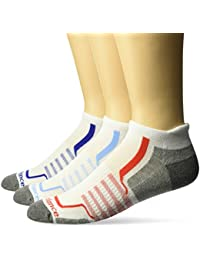 best service 1bea2 c4222 New Balance Performance Low Cut Tab Socks-3 Pairs, Calze Uomo, White