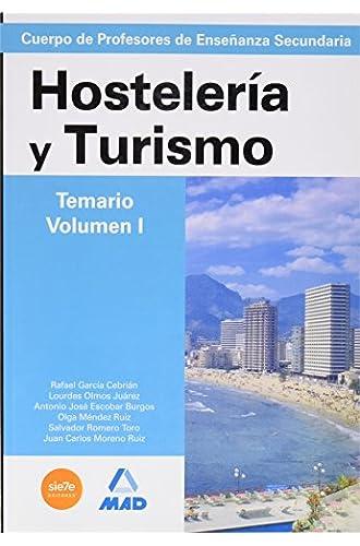 Paquete Ahorro Hostelería Y Turismo Cuerpo De Profesores De Enseñanza Secundaria