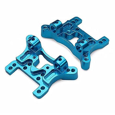 Zeee Shock Absorber Board Metal Upgrade Parts Front/Rear Plate Board