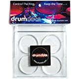 Drumdots - Drum Dampening Control that Reduces the Over-Ring Without Changing the Tone of your Drum