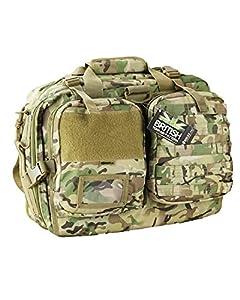Camouflage Militaire Armée Sac à genoux GPS Navigation Ordinateur Tablette pour ordinateur portable
