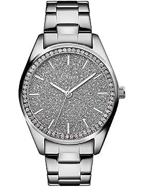s.Oliver-Damen-Armbanduhr-SO-3212-MQ