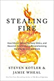 #6: Stealing Fire: How Silicon Valley, the Navy SEALs, and Maverick Scientists Are Revolutionizing the Way We Live and Work