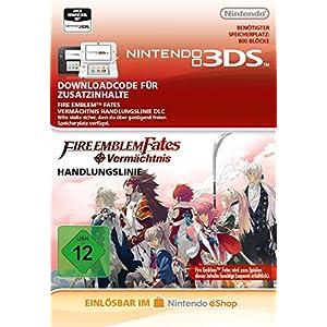 Fire EmblemFates:Vermächtnis DLC [3DS Download Code]