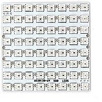 Lovelysunshiny Panel de lámpara WS2812B 8x8 64 bits a Todo Color 5050 RGB LED para Arduino OS857