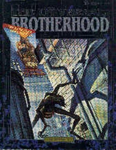 The Universal Brotherhood: Unleash Your Inner Abilities!/Missing Blood (Shadowrun) by Nigel D. Findley (1990-10-31)