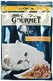 Gourmet Perle Wet Cat Food Mini Fillets in Gravy Connoisseur