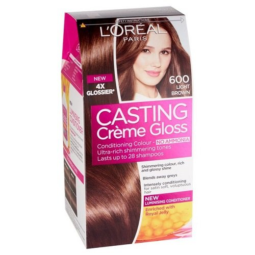 Loreal Casting Crème Gloss Light Brown 600
