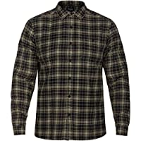 Hurley B Ranger Woven Top L/S Camisa, Niños, Black, XS